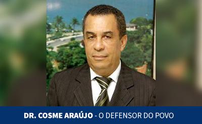 DR. COSME ARAÚJO